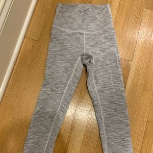 Lululemon pants white/gray size 2
